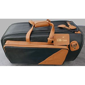 daCarbo Flugelhorn Trumpet Bag Full Leather